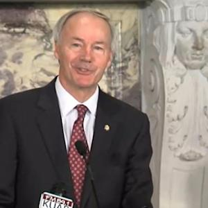 Arkansas Gov.'s Son Signed Petition To Veto Religious Freedoms Bill