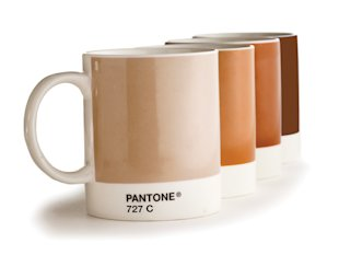 Brown Pantone mugs, Jan 13, p94