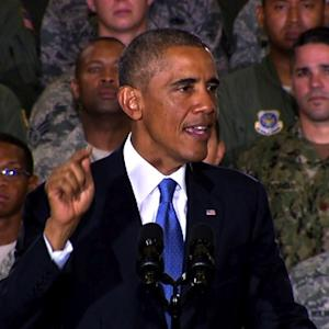 "Obama: No ""combat mission"" for U.S. troops in Iraq"