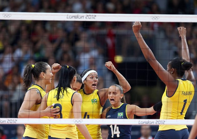 Olympics Day 1 - Volleyball