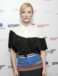 Cate Blanchett honoured at Australia's Helpmann Awards