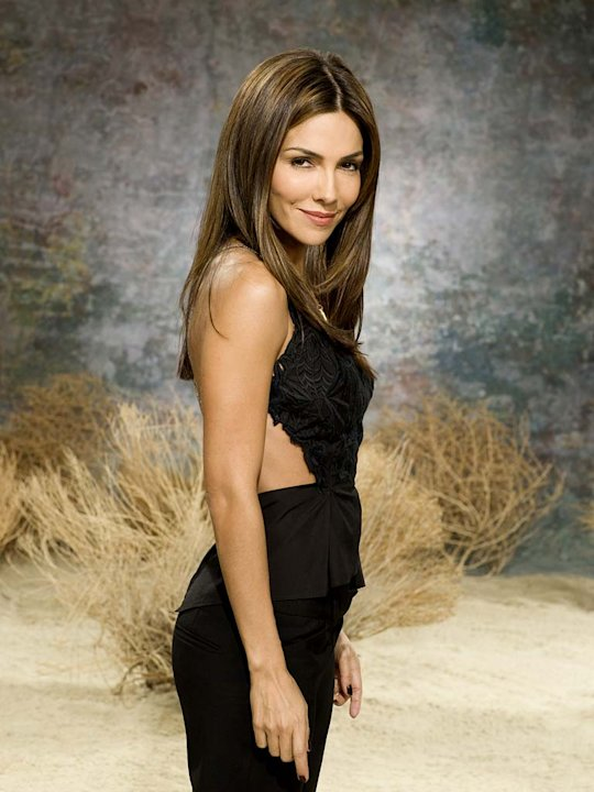 Vanessa Marcil stars as Samantha Jane Marquez on Las Vegas.