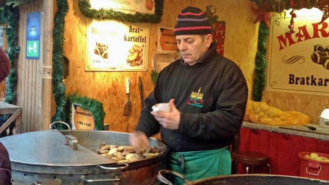 Best Food Finds at European Christmas Markets