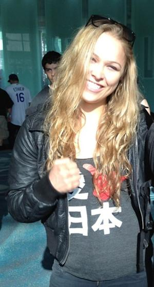 Update on Rousey, Cyborg, Tate and Kaufman, the Fab Four Female MMA Fighters: Fan Reaction