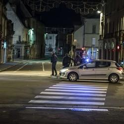 French Officials Call For Caution After Weekend Attacks
