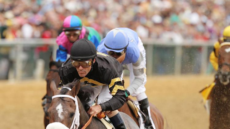 Horse Racing: 138th Preakness