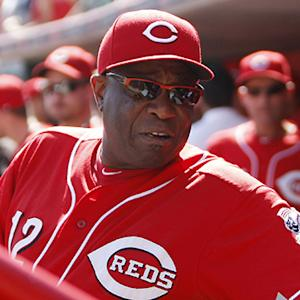 Dusty Baker and the Diamondbacks