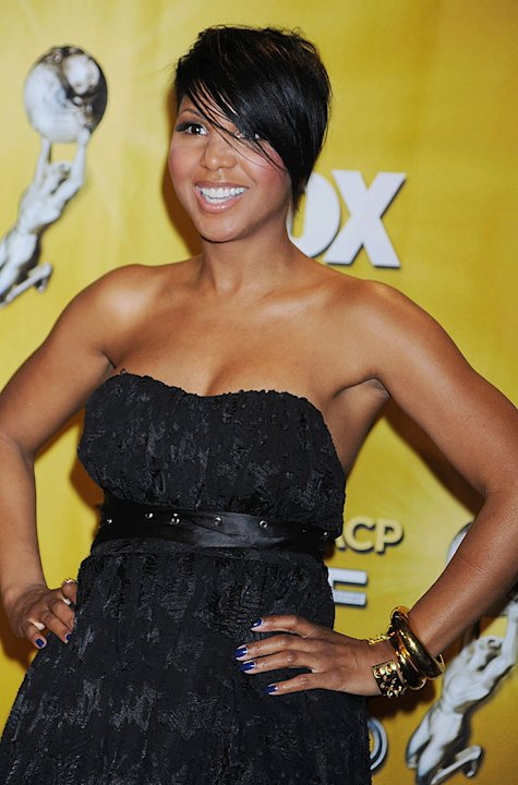 Toni Braxton NAACP Image Aw