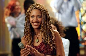 Beyonce Knowles in Paramount's The Fighting Temptations