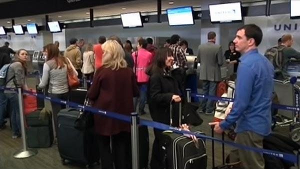 Storm could delay Thanksgiving travelers
