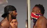 Haye Beats Chisora In Fifth-Round Knockout