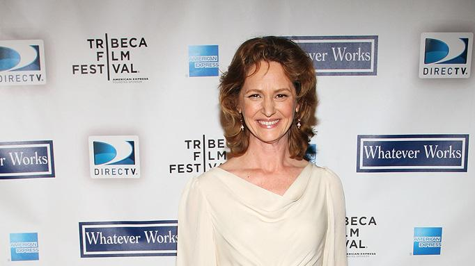 8th Annual Tribeca Film Festival 2009 Whatever Works premiere Melissa Leo