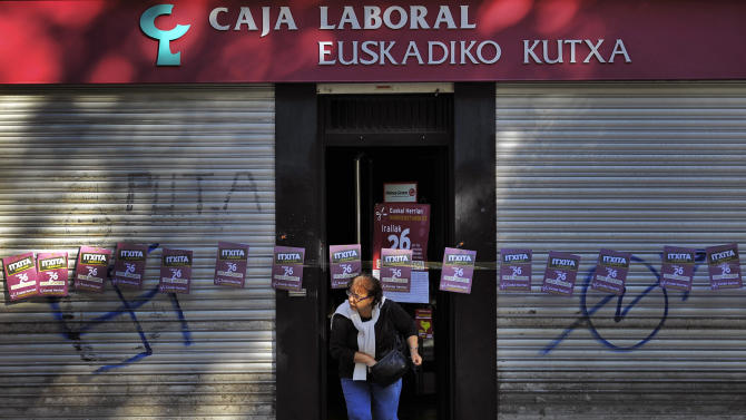 Audit shows Spain banks need $76.3B