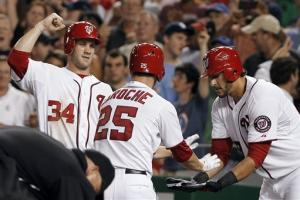 Zimmermann tosses 6 scoreless as Nats top Mets 4-3