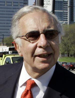 FILE -  In this May 7, 2007 file photo, billionaire financier Carl Icahn is seen as he arrives at the Motorola annual meeting in Chicago. Icahn will seek to install himself and 10 other directors on Clorox' board after the consumer products maker twice rejected his offer to buy the company. (AP Photo/Charles Rex Arbogast, File)