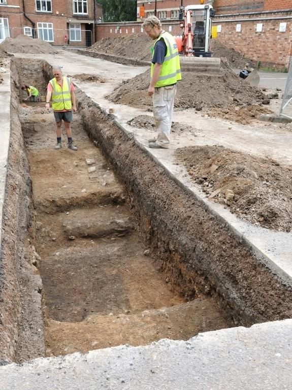 Hints of King Richard III's Grave Found Under Parking Lot