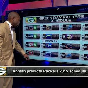 Predicting the Packers' 2015 record