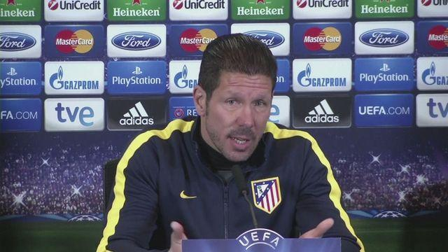 Atletico Madrid cautious of AC Milan ahead of Champions League clash