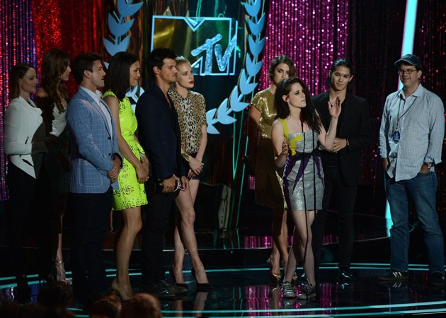 Kristen Stewart, Twilight, MTV Movie Awards, Movie of the Year