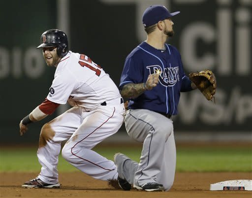 Rays keep pace with 7th straight, beat Boston 4-2