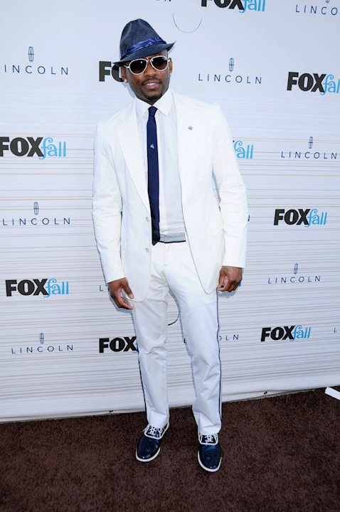 "Omar Epps of ""House"" arrives at the 2010 Fox Fall Eco-Casino party on September 13, 2010, at Boa in West Hollywood."