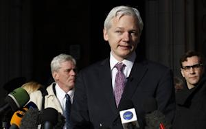 Julian Assange: TV Star