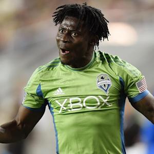 Report: Obafemi Martins leaves Seattle Sounders for Chinese club