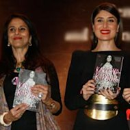 Kareena Kapoor And Shobhaa De Launch 'The Style Diary of a Bollywood Diva'