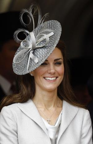 Kate Middleton via WireImage