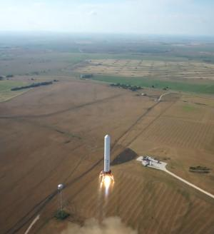 SpaceX's 'Grasshopper' Reusable Rocket Prototype Makes Highest Flight Yet