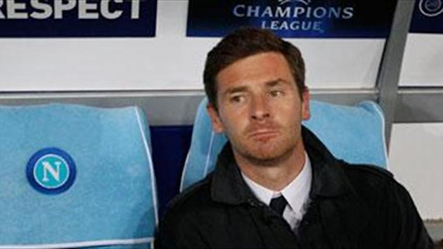 Villas-Boas met with Barca