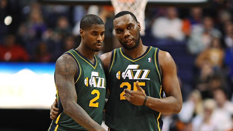 NBA: Utah Jazz at Phoenix Suns
