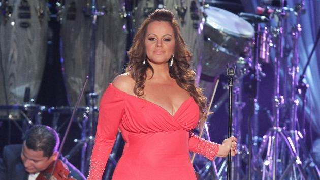 Jenni Rivera performs during Billboard Latin Music Awards 2012 at Bank United Center on April 26, 2012 in Miami, Florida -- Getty Images
