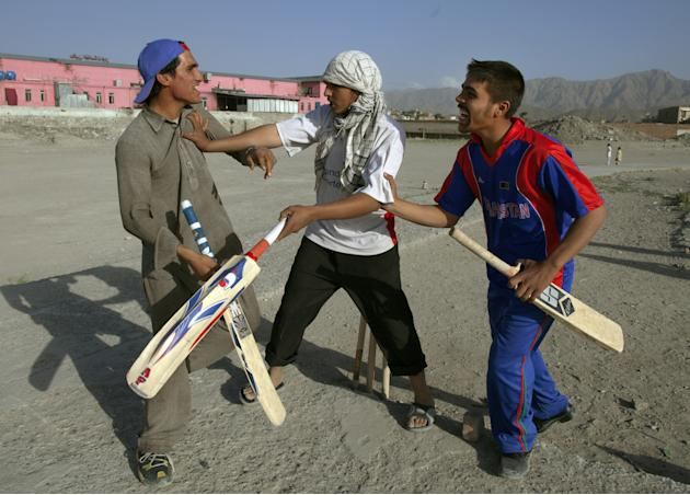 Enthusiasm for Cricket Grows In Afghanistan