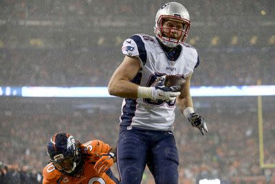 Fantasy football waiver wire advice: Time to look to Scott Chandler