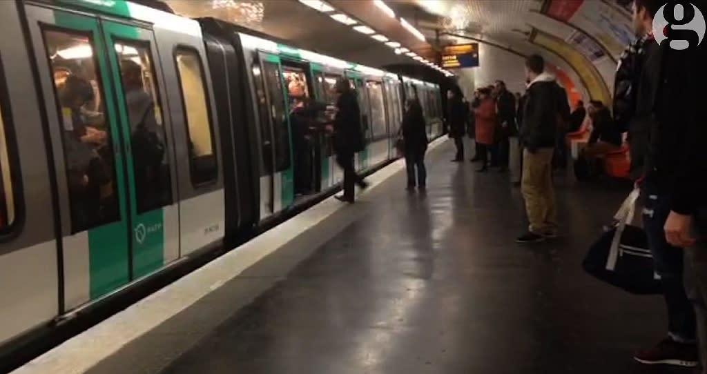 Chelsea fans in court over Paris Metro racism allegations