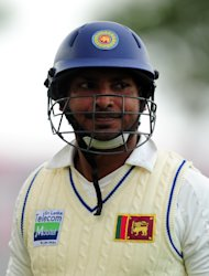 Kumar Sangakkara has helped to put Sri Lanka in a strong position against Pakistan
