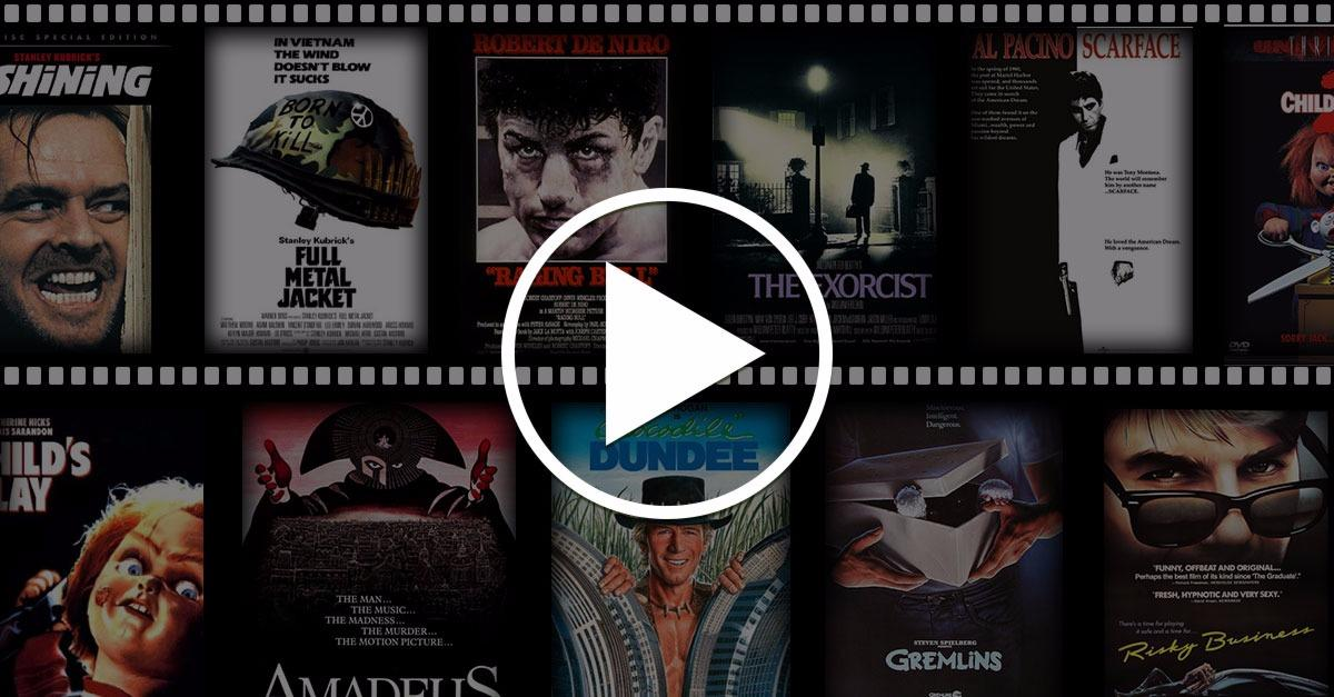Access Over 1300 Movies Online for Free!