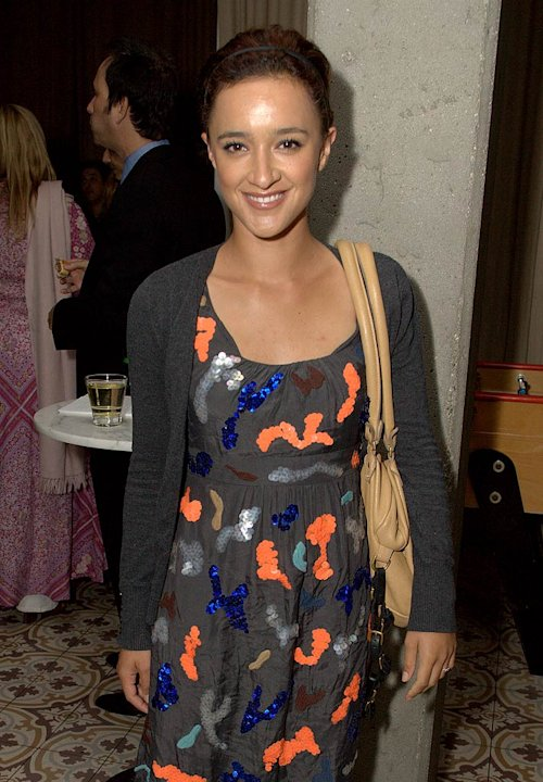 Keisha Castle Hughes Haiti Benefit