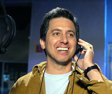 Ray Romano as the voice of Manny in 20th Century Fox's Ice Age 2: The Meltdown