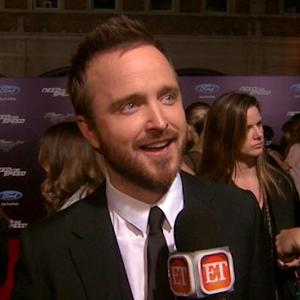 Aaron Paul: 'Need For Speed' Shoot Was 'Grueling'