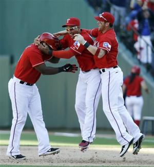 Darvish, Beltre and Rangers finish sweep of Boston