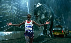 Mo Farah's Olympic Glory Is Internet Meme Gold