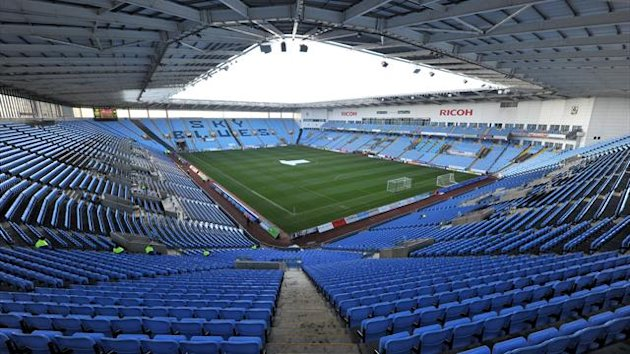 Ricoh Arena bosses are owed 1.6m pounds in total from Coventry City