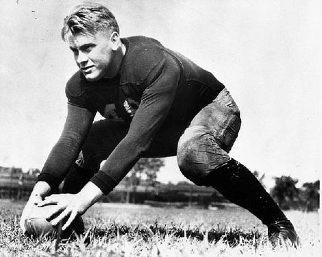 Five of the Most Athletic U.S. Presidents