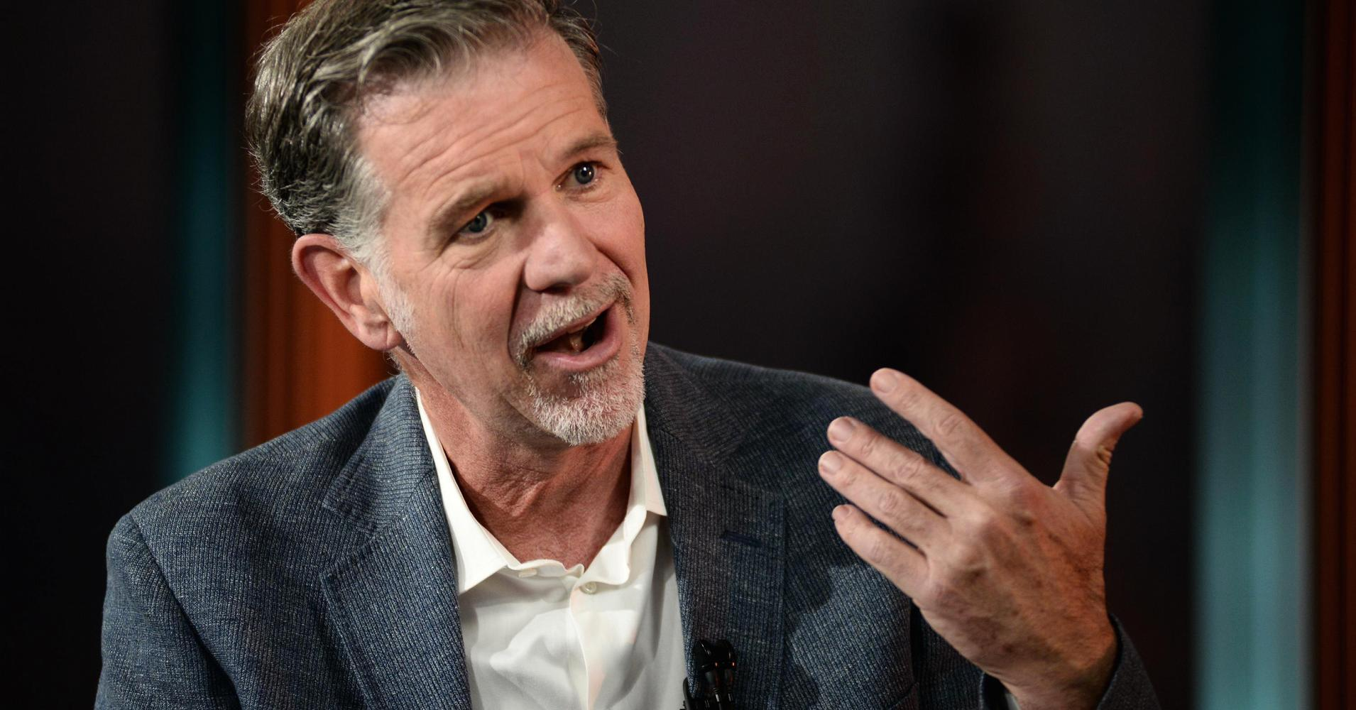 Netflix CEO says 'Trump would destroy much of what is great about America'