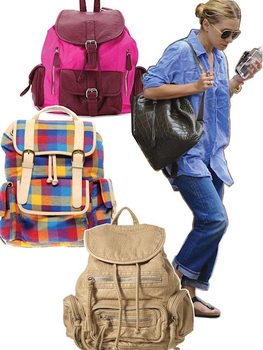 Click through for the best fall backpacks that aren't going to bury you in thousands of dollars…