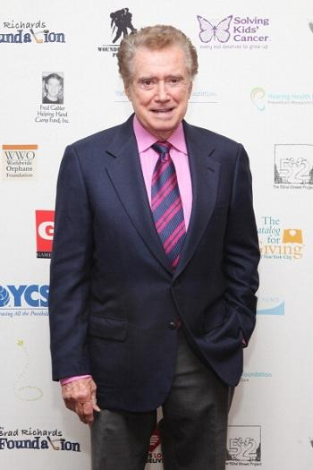 Regis Philbin Takes Recurring Guest Gig on 'Rachael Ray'