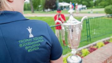 Senior PGA Championship sets new highs as most socially connected senior golf event ever