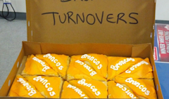Seahawks Fans Prank Broncos Fan With Turnover Pastries image Seahawks Fans Bronco Turnovers
